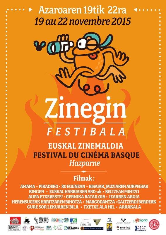 Zinegin Festibala 2015