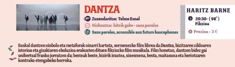Dantza-ostiral